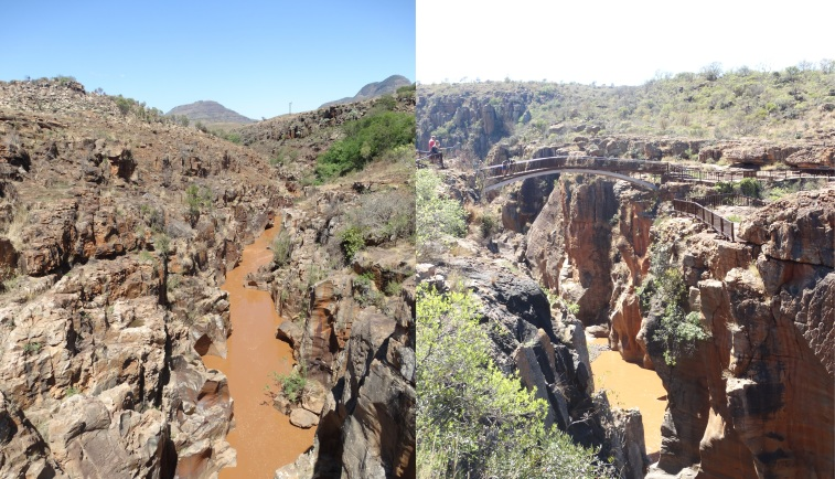 Blyde River Canyon duo