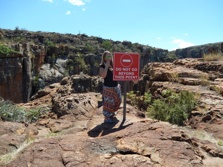 Blyde River Canyon - yolo